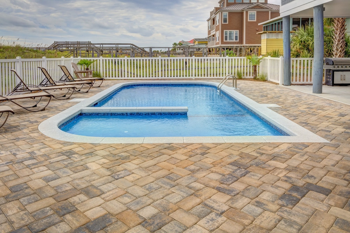 Choosing the Right Pool Deck Surface