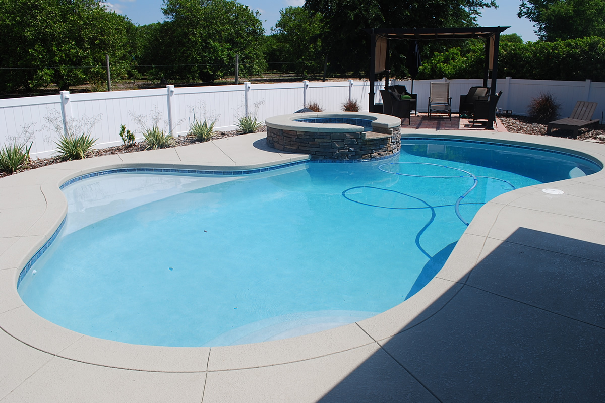 The Different Types of In Ground Pools