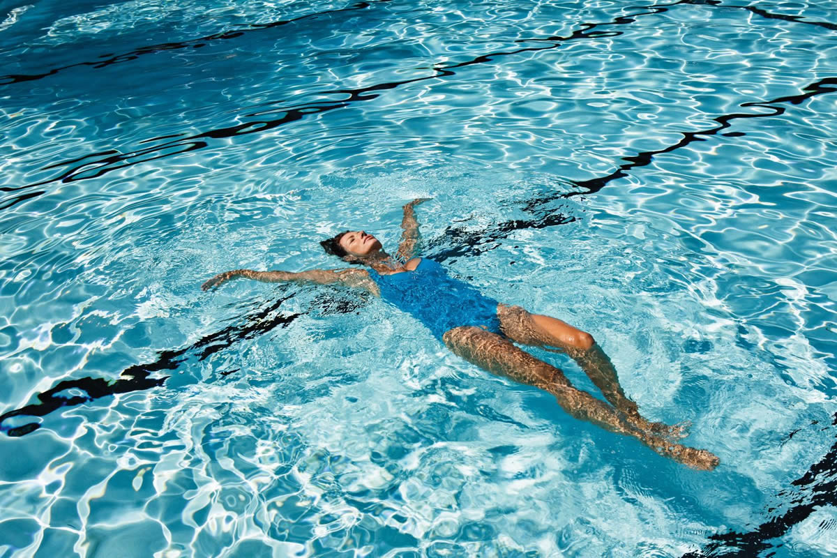 Exercises You Can Do In Your Swimming Pool