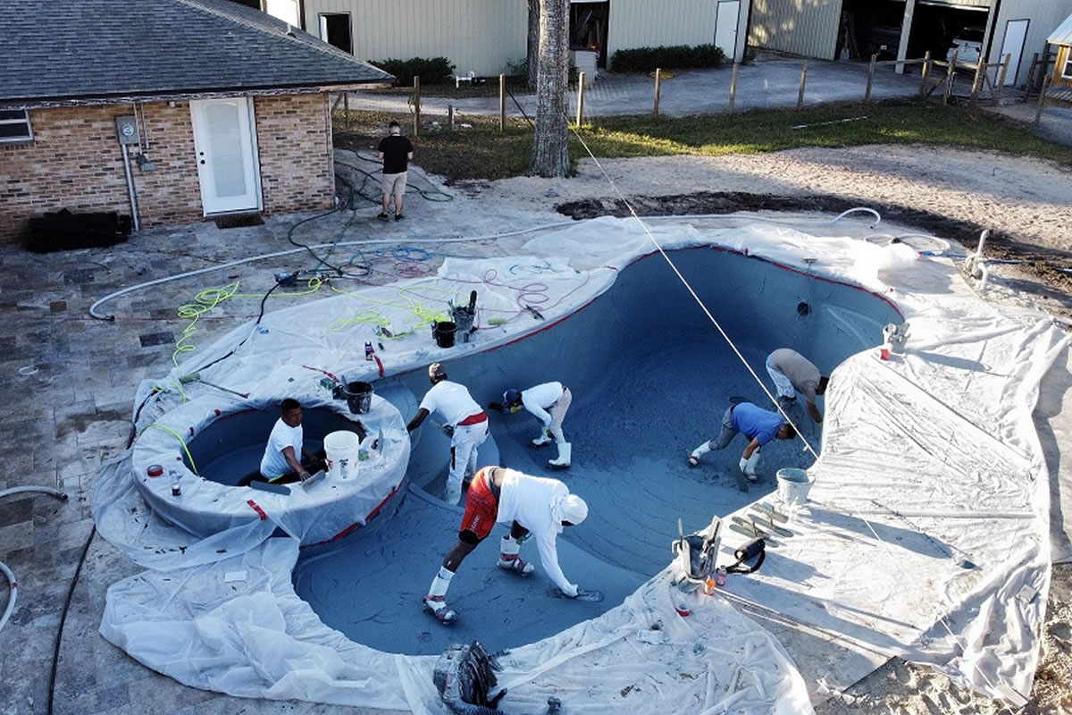A Timeline for Renovating Your Swimming Pool