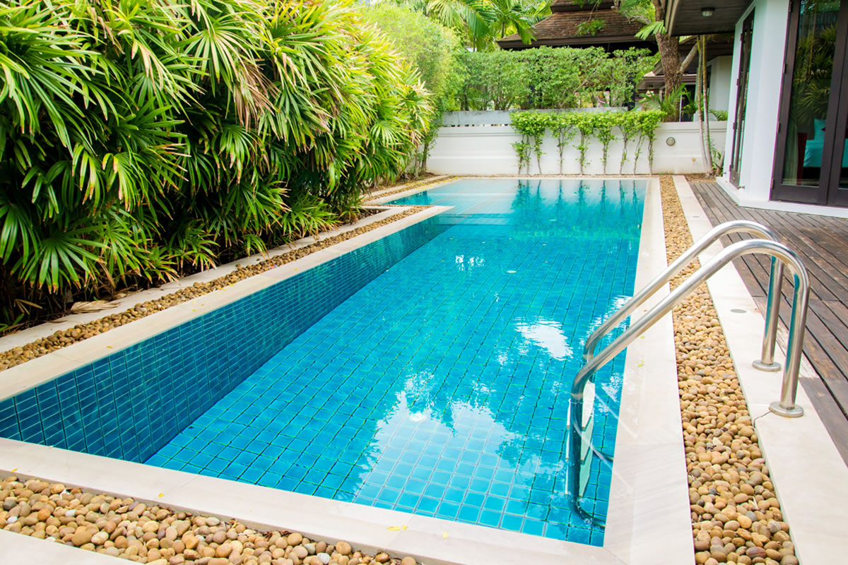 Four Popular Types of Swimming Pools